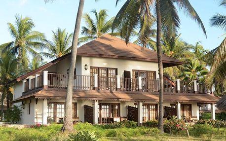 Zanzibar - Breezes Beach Club na 9 dní, polopenze s dopravou letecky z Prahy, přímo na pláži
