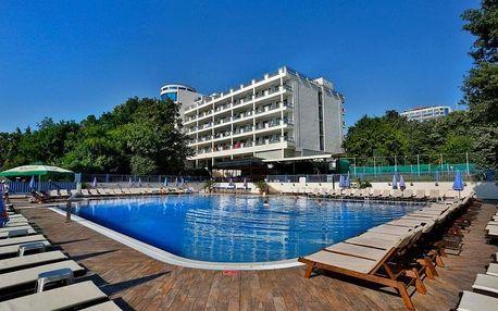 Bulharsko, Zlaté Písky, letecky na 8 dní all inclusive