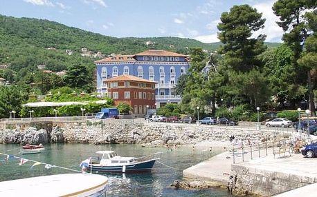 Chorvatsko: 4* hotel jen 50 m od moře