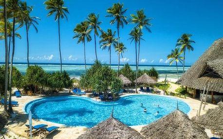 Zanzibar - Zanzibar Queen Unique na 9 dní, polopenze s dopravou letecky z Prahy