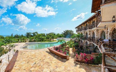 Zanzibar - Palumbo Kendwa na 9 dní, light all inclusive s dopravou letecky z Prahy, 300 m od pláže