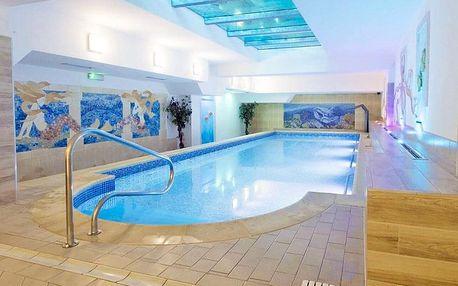 Polsko: Hotel v Jizerkách s polopenzí a wellness i fitness + varianty s až 12 procedurami