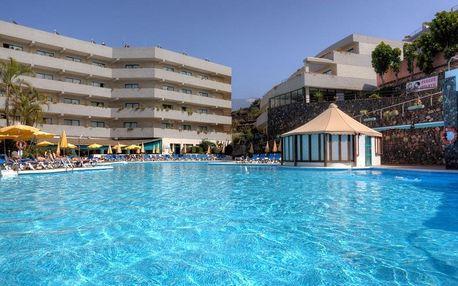 Kanárské ostrovy - Tenerife na 8 dní, plná penze s dopravou letecky z Prahy, 300 m od pláže