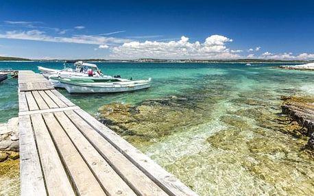 Chorvatsko v Premantura Dom Apartments pro 2 - 7 osob a jen 500 m od moře