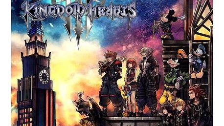SQUARE ENIX PlayStation 4 Kingdom Hearts III (5021290068551)