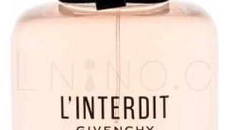 Givenchy L´Interdit 80 ml parfémovaná voda tester pro ženy