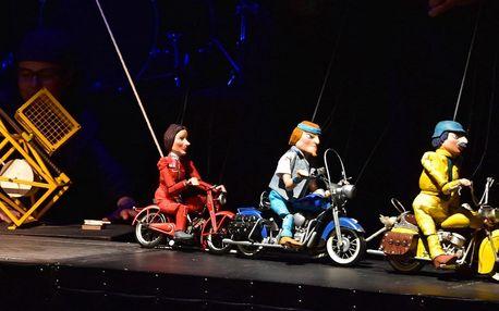 Bavte se: loutkové představení v divadle Jatka 78
