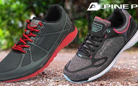 Pánská i dámská obuv Alpine Pro na sport i trek