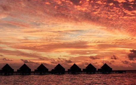 Maledivy - Mercure Maldives Kooddoo Resort na 7 dní, snídaně s dopravou letecky z Prahy