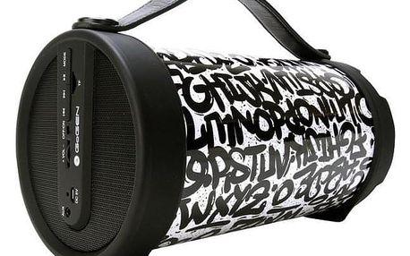 GoGEN GOGBPS320STR černý/bílý