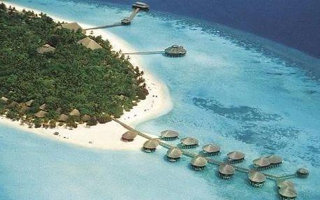 Maledivy - Kihaa Maldives na 7 dní, all inclusive s dopravou letecky z Prahy, přímo na pláži