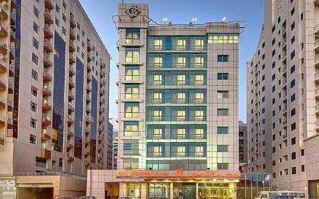 Spojené arabské emiráty - Dubai na 8 dní, snídaně s dopravou letecky z Prahy, 4 km od pláže