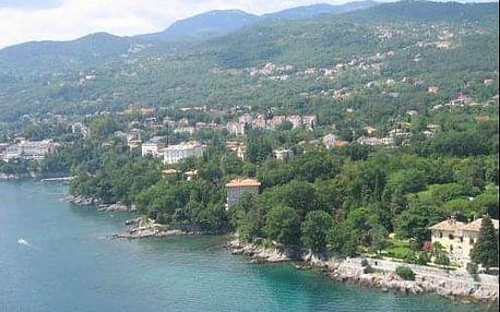 Před a posezónní dovolená v Chorvatsku na Istrii pro 4 osoby v 3* apartmánu