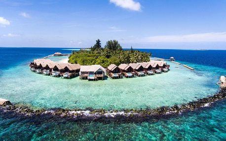 Maledivy - Amaya Kuda Rah (Dhangethi) na 7 dní, plná penze nebo polopenze s dopravou letecky z Prahy