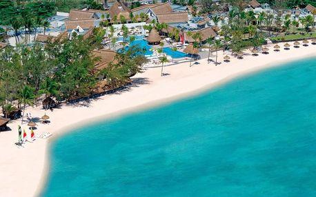 Mauricius - Belle Mare na 7 dní, all inclusive s dopravou letecky z Prahy, přímo na pláži