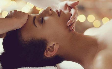 Ájurvédská kosmetická pleťová terapie s masáží