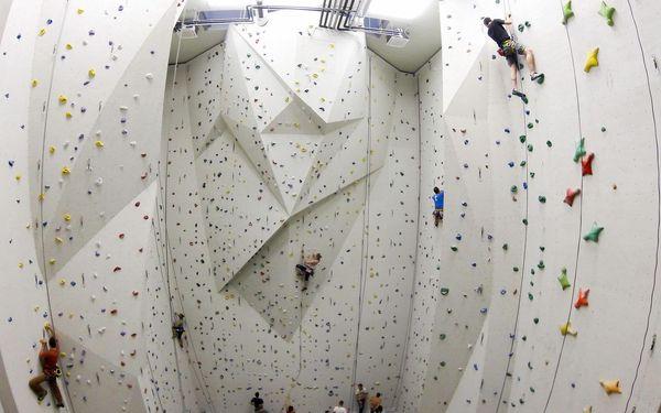 Horolezecká stěna Brno
