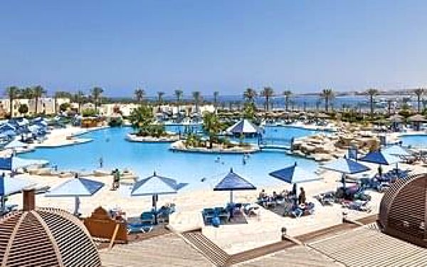 Egypt - Hurghada letecky na 3-8 dnů, ultra all inclusive