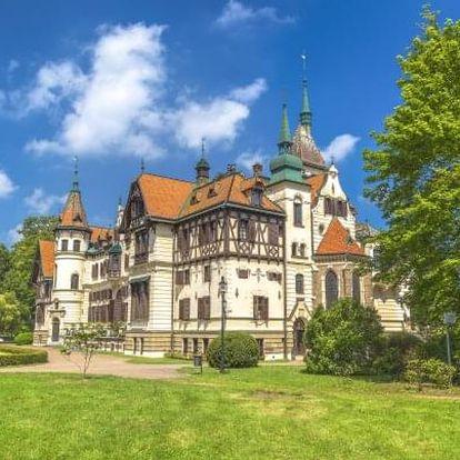 Slovácko u Zlína se vstupem do ZOO