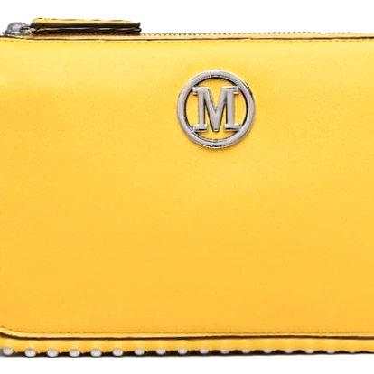 Dámská žlutá kabelka Dulce 6819