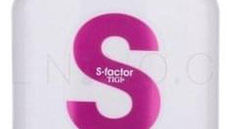 Tigi S Factor Silky Smooth 250 ml sérum pro lesk vlasů pro ženy