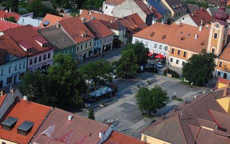 Jižní Čechy: Hotel Zlatý Kříž (Kaplice)