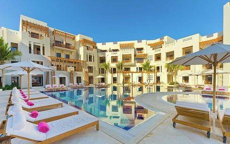 Omán, Muscat, letecky na 9 dní all inclusive