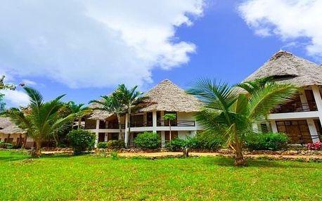 Zanzibar - Nungwi na 13 až 14 dní, all inclusive s dopravou letecky z Prahy, přímo na pláži