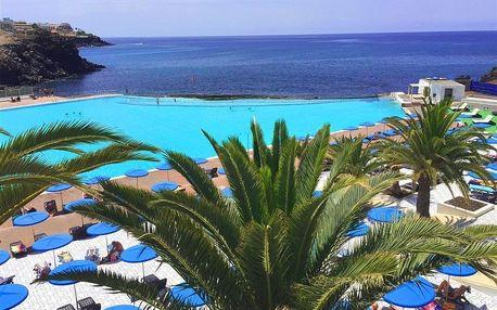Kanárské ostrovy - Tenerife na 8 dní, all inclusive s dopravou letecky z Prahy, 200 m od pláže