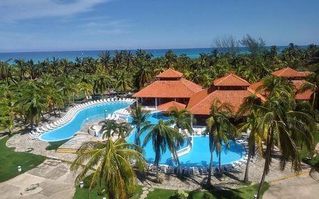 Kuba - Varadero na 9 dní, all inclusive s dopravou letecky z Prahy, přímo na pláži