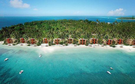 Maledivy - The Barefoot Eco (Haa Dhaalu Atoll) na 10 dní, snídaně s dopravou letecky z Prahy, přímo na pláži