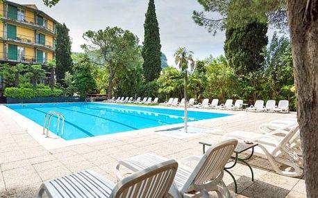 Lago di Garda na 4 nebo 6 dní v Hotelu Palme & Suite *** s polopenzí a bazénem
