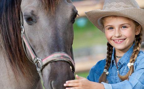 Pony školka: seznamte děti s koňmi i poníky
