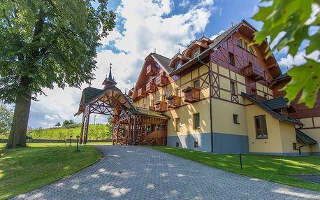 Pieniny - Slovensko: Penzion Eland