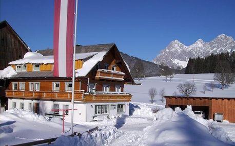 Rakousko - Schladming - Dachstein na 3-6 dnů, snídaně v ceně