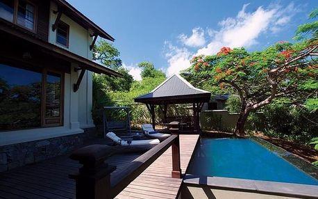 Seychely - Enchanted Island Resort na 10 dní, snídaně s dopravou letecky z Prahy