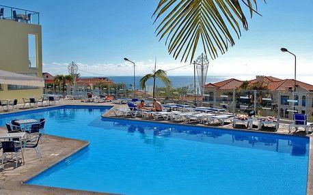 Madeira - Funchal na 8 dní, all inclusive s dopravou letecky z Prahy