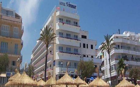 Španělsko - Mallorca na 4 až 8 dní, polopenze nebo snídaně s dopravou letecky z Prahy
