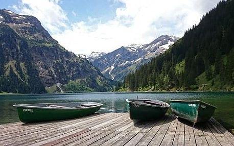 Zájezd pro jednu osobu, nejvyšší vrchol Německa a alpská jezera, zámky Ludvíka II. Bavorského.