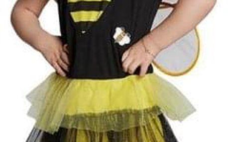 Včelka - šaty s křídly