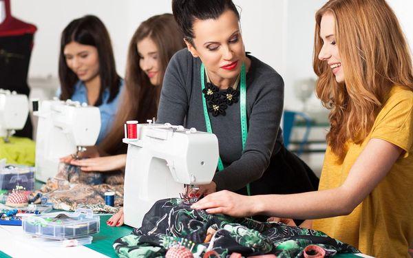 Lekce šití s časopisem Burda Style pro každého