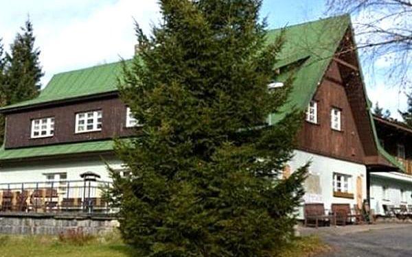 Ubytování pro dva v Hotelu U Supa v Harrachově s výborným jídlem a all inclusive na nápoje.