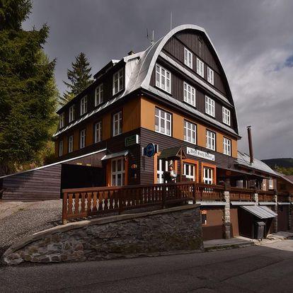 Krkonoše: Hotel Svatý Hubert
