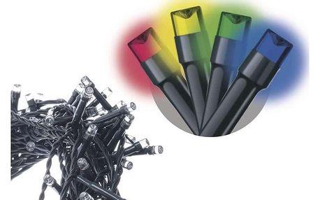 EMOS 100 LED, 10m, multicolor (1534990032)
