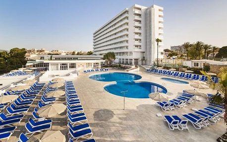 Španělsko - Mallorca na 8 dní, all inclusive s dopravou letecky z Prahy, 150 m od pláže