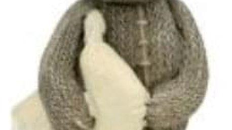 Medvídek z porcelánu