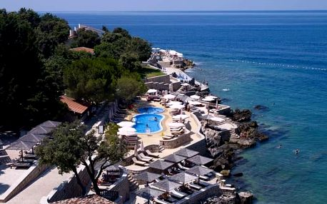 Černá Hora - riviéra Bar na 8 dnů, all inclusive