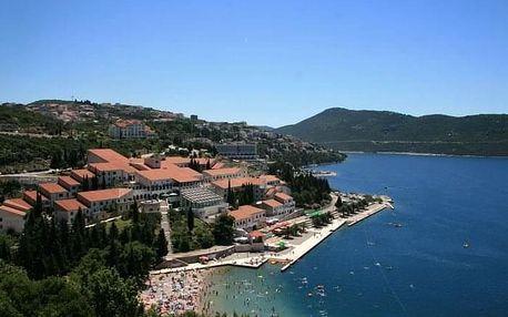 Bosna a Hercegovina - Neum na 8 dnů, polopenze