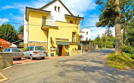 Vysočina: Havlíčkův Brod v penzionu s variantami s wellness, masážemi a polopenzí