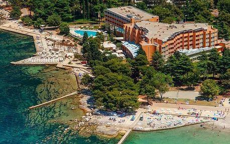 Chorvatsko - Umag na 6 dnů, polopenze